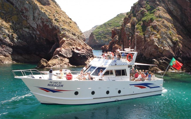 Boat tours Berlengas - Peniche