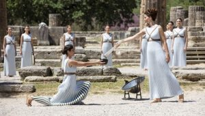 The ancient Olympic games team building for large groups in Portugal