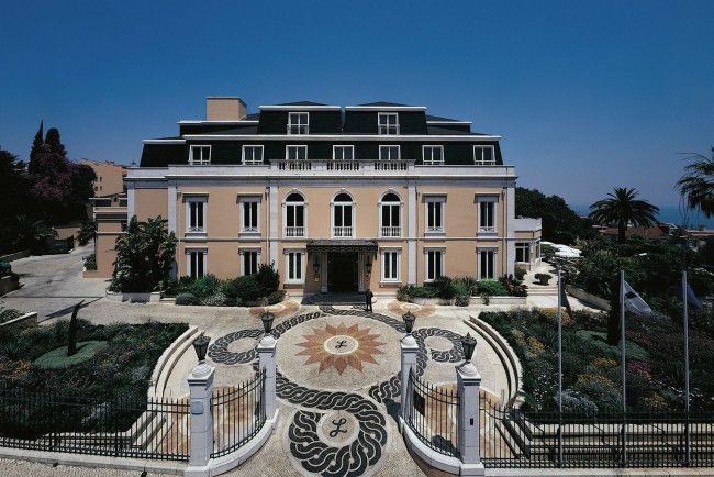 Lapa palace, 5 star hotel Lisbon