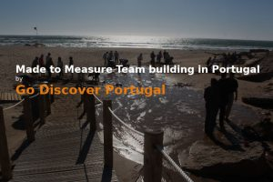 Bespoke team building in Portugal by Go Discover Portugal