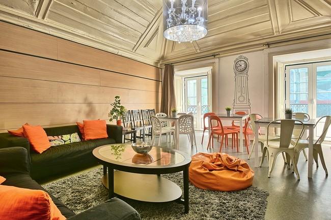 Bairro Alto Palace apartment for groups