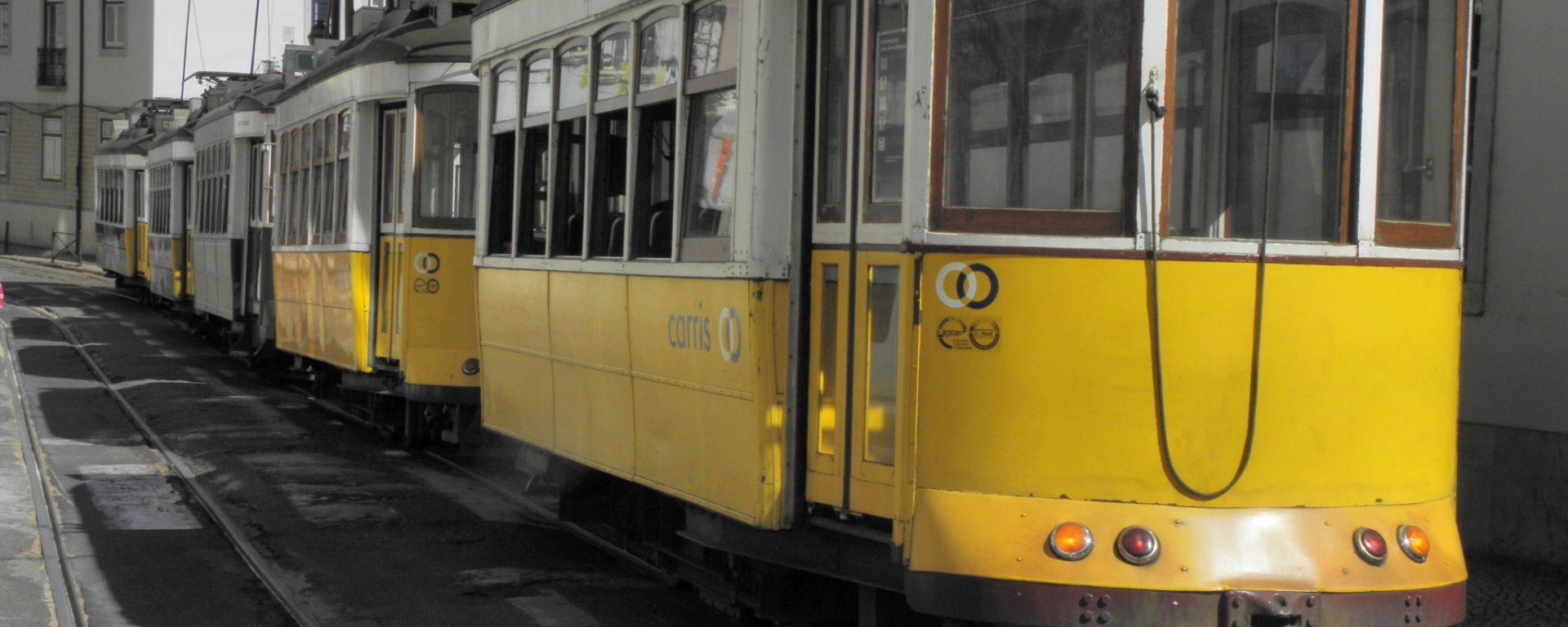 Private tram tour, Lisbon, Go discover Travel