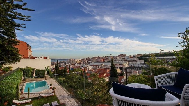 Torel Palace, 5 star Lisbon