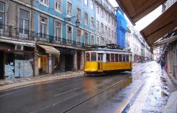 Tram 28 private tours, Lisbon