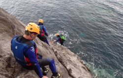 Canyoning S 227 O Miguel Azores Portugal Go Discover Portugal Travel