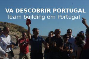 Team Building Ideias e sugestões em Portugal