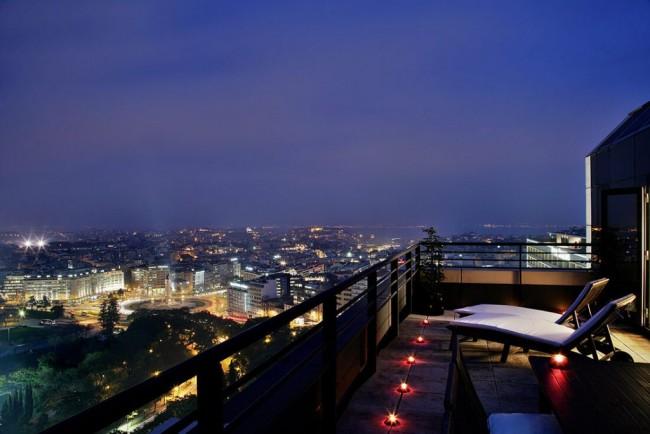 Intercontinental 5 star business hotel Lisboa