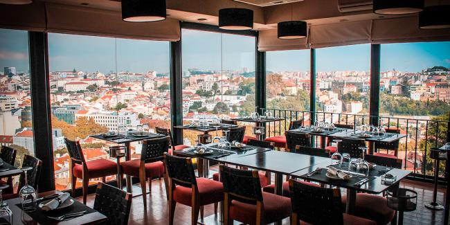 La Paparrucha Argentinne restaurant, Lisbon