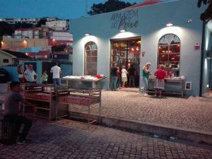 Armazem do Peixe, restaurant Porto