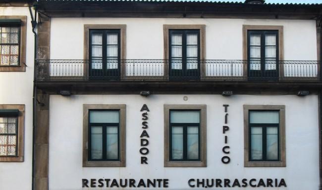 Assador Tipico, Porto