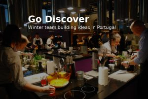 Team building for winter travel Portugal