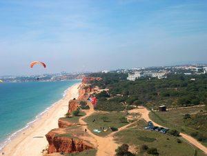 Parapente em Tandem no Algarve
