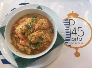 Restaurant Porta 45 in Tomar