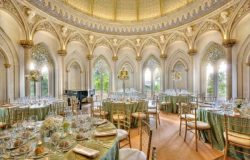 Monserrate Palace, Sintra, venue spaces