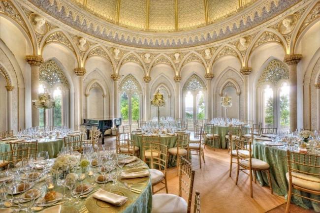Monserrat palace venue spaces