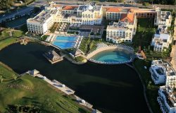Blue & Green lake resort, business and nature, Algarve