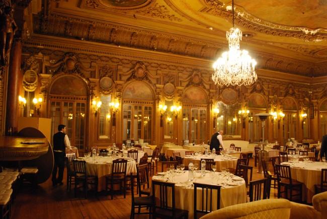 Casa do Alentejo, Restaurant, Lisbon