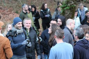 CSR Team building, help to replant the Portuguese forests, plant a tree