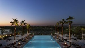 Conrad resort, Algarve