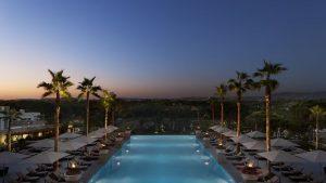 Conrad resort, Algarve