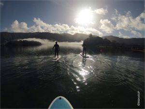 Kayaking and SUP, Azores