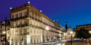 The Intercontinental hotel, Porto