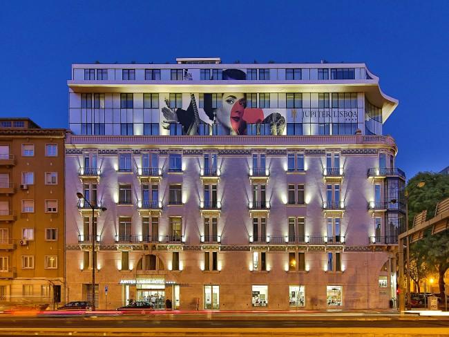 Jupiter hotel 4 star, Lisbon