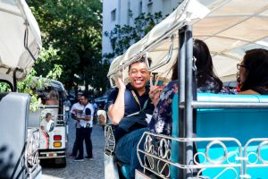Go Discover Portugal Tuk challenge, team building, Lisbon discoveries and competition
