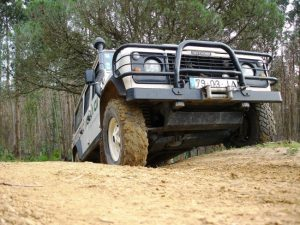 Team building – group activity 4X4 jeep challenge, Sintra, Lisbon
