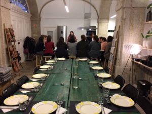 Pop up cooking workshops in Lisbon, authentic cooking experiences