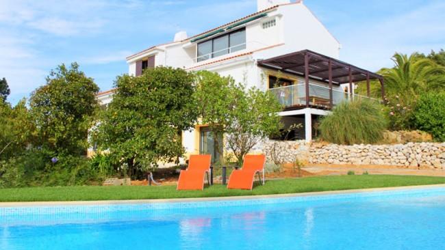 Sesimbra Villa Cipreste., Luxury villa rental