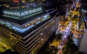The Altis Grande, 5 star, Lisbon