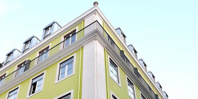 Brown's central hotel, Lisbon