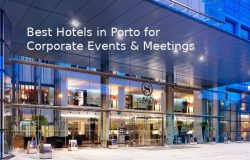Best hotels for meetings and events in Porto