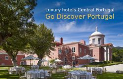Luxury hotels for meetings central Portugal