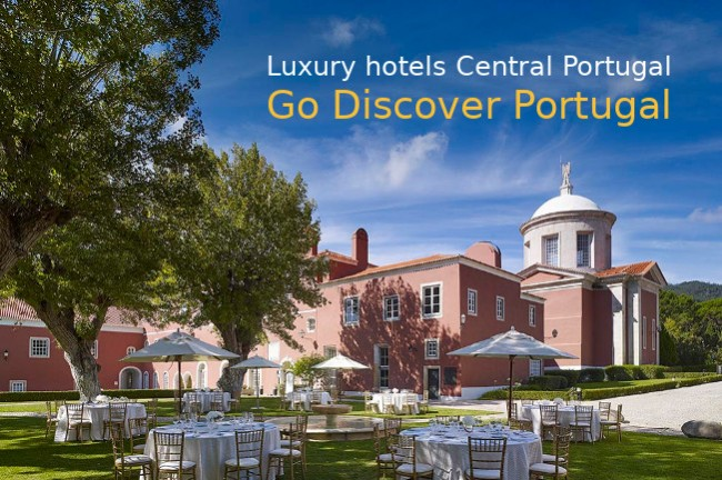 443632cc49 Best luxury hotels in Central Portugal