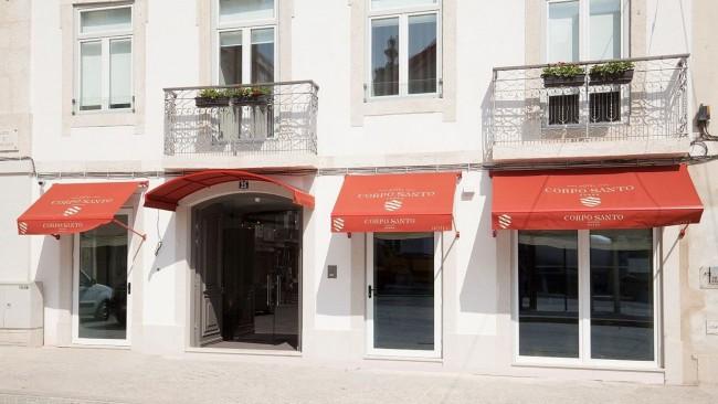 Corpo Santo Historical hotel, 5 star, Lisbon