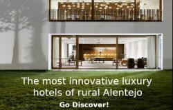 Innovative hotels in Alentejo