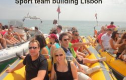 Sport and adventure team building ideas, Lisbon