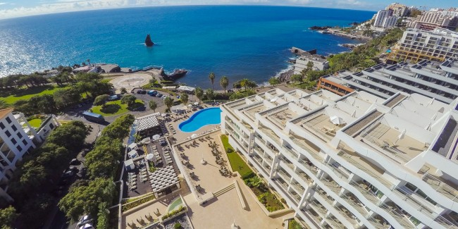 Melia Madeira Mare, 5 star resort, Funchal