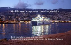 Corporate travel to Madeira