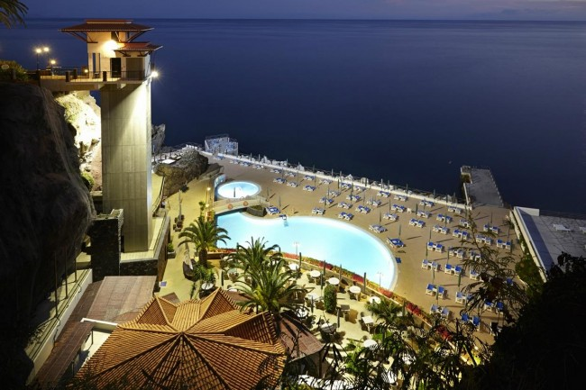 Porto bay, The Cliff Bay, Funchal