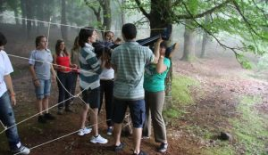 Team building games, Madeira