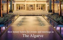 Best hotels for events and meetings in the Algarve