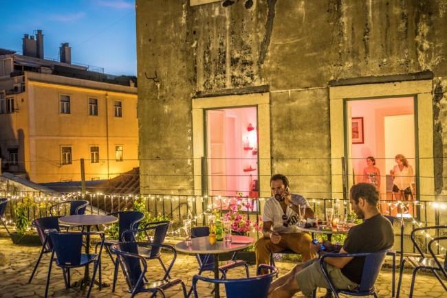 THe Flat, event venue, Lisbon