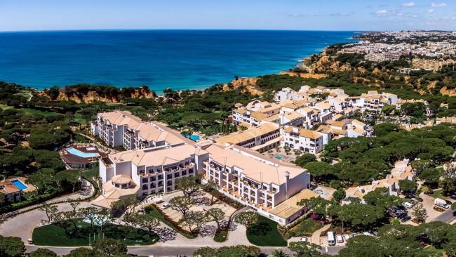 Pine cliffs resort, Albufeira, Algarve