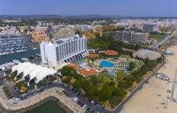 Tivoli Marina Spa and congress hotel, Vilamoura, Algarve