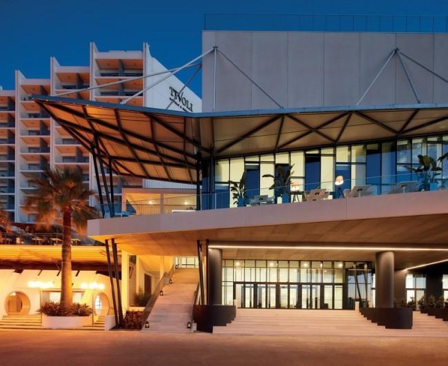Tivoli Marina Spa and congress hotel, Vilamoura, Algarve