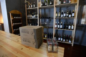Cafe Tiborna, wine tasting and tapas Evora