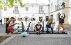 The Evora Team building city challenge
